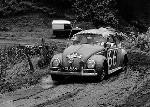 Jo. Singh/ja. Singh In Their Vw Beetle East African Safari Rally 1960