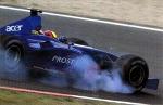 Nürburgring 2001 Luciano Burti Prost-ferrari