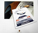 Design Studie Porsche Boxster - Poster