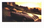 Porsche 550 Spyder Poster, 1997