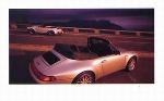 911 Cabrio 1983 Und 911 Cabrio Poster, 1997