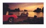 Porsche 911 Targa And 911 Targa 1967 Poster, 1997