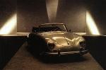 Porsche 356 Coupe Knickscheibe