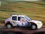 Peugeot Talbot Original 1986 205