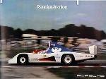 Porsche Advertising From 1979 - Porsche Original Race Poster