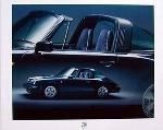Porsche 911 Targa Poster, 1986