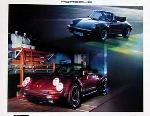 Porsche 911 Coupé Poster, 1987