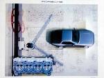 Porsche 944 Poster, 1987