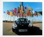Porsche 911 Carrera 4 Coupé Poster, 2001