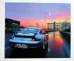Porsche 911 Gt3 Poster, 2001