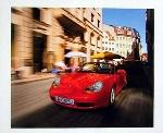 Porsche Boxster 2 Poster, 2001