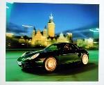 Porsche Boxster S Poster, 2001