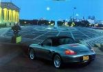 Porsche Boxster S Poster, 2002