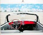 Unforgettable Porsche 356 Cabriolet Poster, 2003
