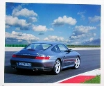Porsche 911 Carrera S, Poster 2003