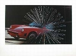Porsche 911 Poster, 1981