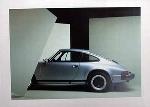 Porsche 911 Poster, 1983