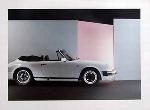 Porsche 911 Cabriolet Poster, 1983