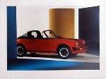 Porsche 911 Targa Poster, 1983