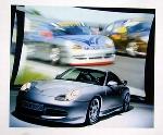 Porsche 911 Turbo Poster, 1983