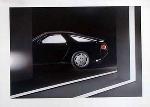 Porsche 928 Poster, 1983