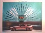 Porsche 928 Turbo Poster, 1987