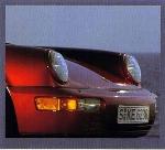 Porsche 911 Poster, 1990