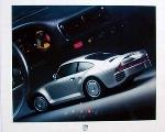 Porsche 911 Carrera 2 Coupé Poster, 1990