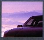 Porsche 944 S2 Poster, 1990