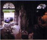 Porsche 911 Cabriolet Poster, 1991