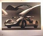Porsche 906 Carrera Coupé 1966 Poster, 1985