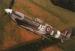 Supermarine Spitfire Mk Vb Aviation