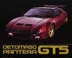 Us-import Detomaso Pantera Gt5
