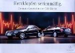 Mercedes-benz Original Mercedes Clk-klasse Herzklopfen