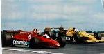 Nelson Piquet Brabham-arturo Merzario Ford