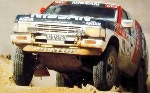 Nissan Motorsport Original 1994 Terrano