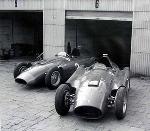 Nürburgring 1956 Lancia D50 Peter