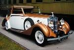 Oldtimer 1935 Rolls-royce 20/25 Hp