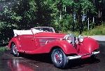 Oldtimer 1937 Mercedes-benz 540 K
