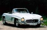 Oldtimer 1998 Mercedes 300 Sl