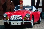Oldtimer 1998 Mg A 1956-62