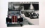 Dkw F5 Cabrio-limousine 1935 Poster