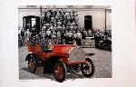 Horch Typ 2 Tonneau 1932 Poster