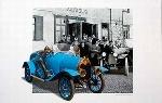 Nsu 5/15 Ps Sport Zweisitzer 1921 Poster