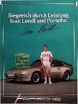 Porsche 944 Siegreich Durch Leistung