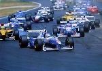 Jacques Villeneuve Jean Alesi Giancarlo