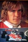 James Hunt Mclaren M23 1976