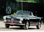 Alfa Romeo 2600 Spider 1962