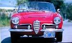 Alfa Romeo Guilietta Spider 1961
