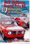 Alfa Romeo Nurburgring 1985